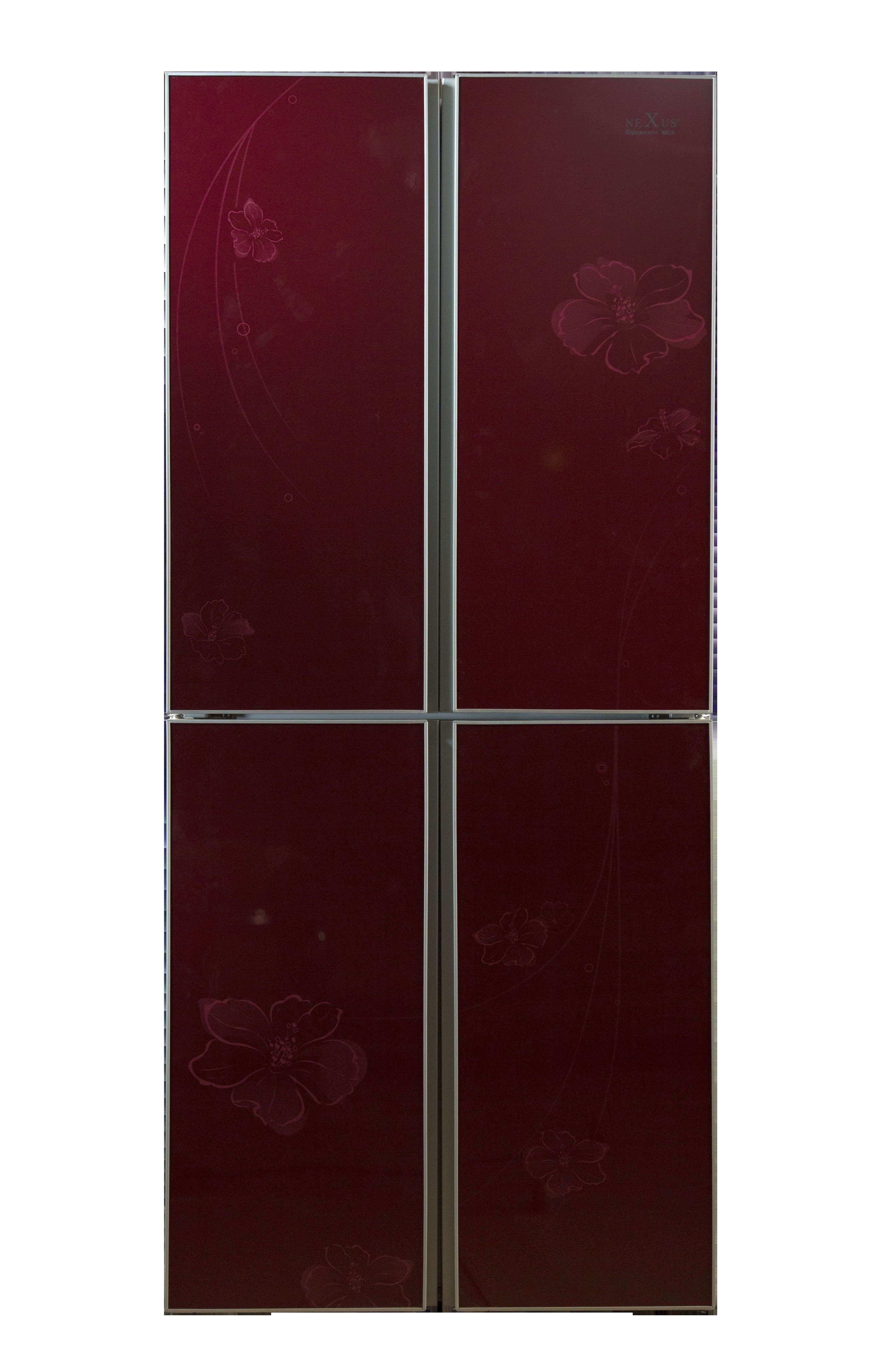 Nx 450 Ltr Nexus Mirror Glass Door Fridge Nexus