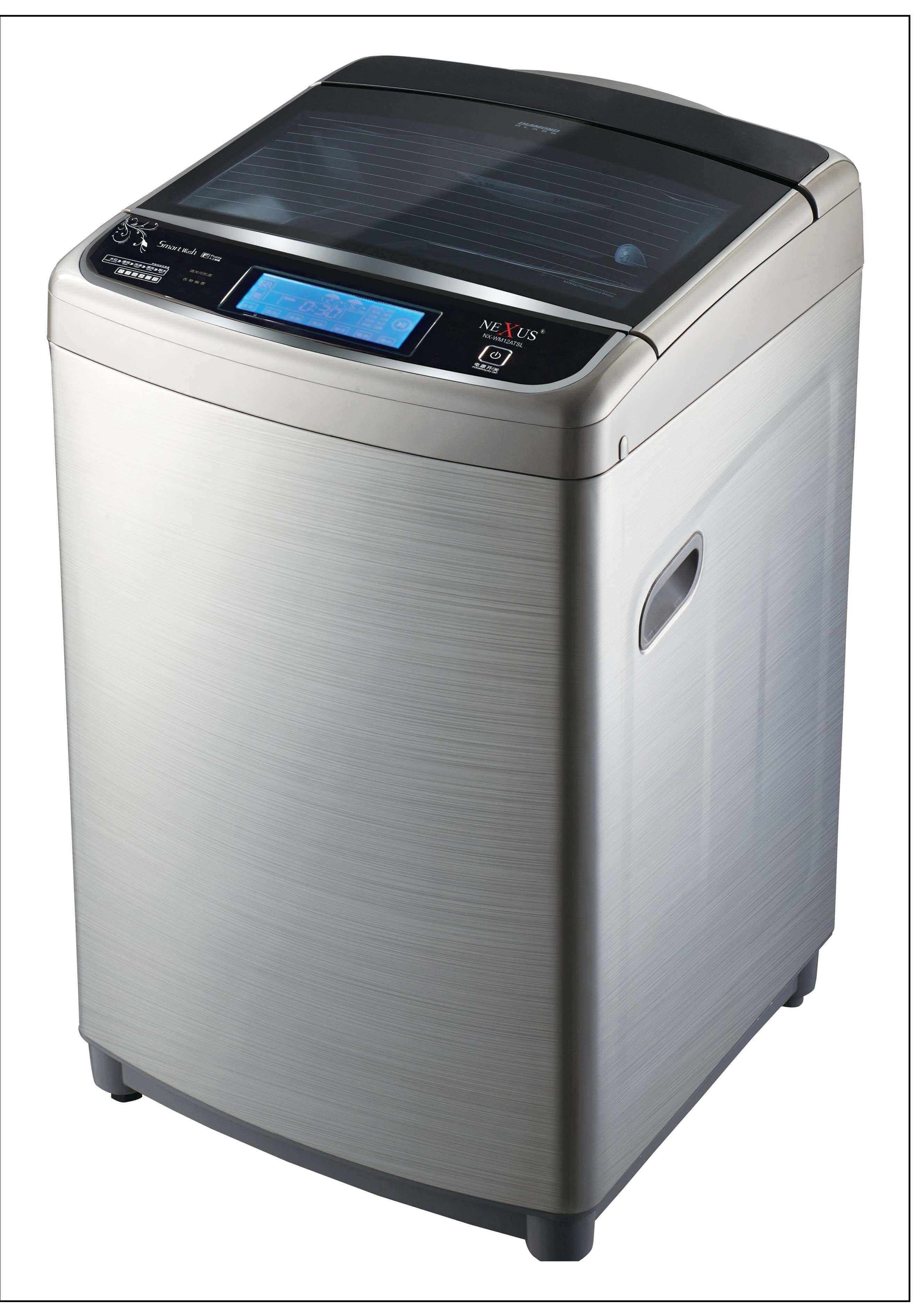 Nx Wm 12atsl 12kg Automatic Top Load Wm Nexus